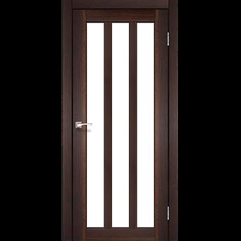 Двери KORFAD NP-02 Полотно+коробка+2 к-та наличников+добор 100мм, эко-шпон, фото 2