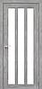 Двери KORFAD NP-02 Полотно+коробка+2 к-та наличников+добор 100мм, эко-шпон, фото 3