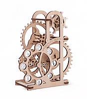Конструктор механический 3d Силомер из дерева