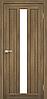 Двери KORFAD NP-03 Полотно+коробка+2 к-та наличников+добор 100мм, эко-шпон, фото 2