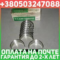 ⭐⭐⭐⭐⭐ Вкладыши коренные СТ ЗИЛ 130 АО20-1 (производство  ЗПС, г.Тамбов)  ТА.130-1000102-Б
