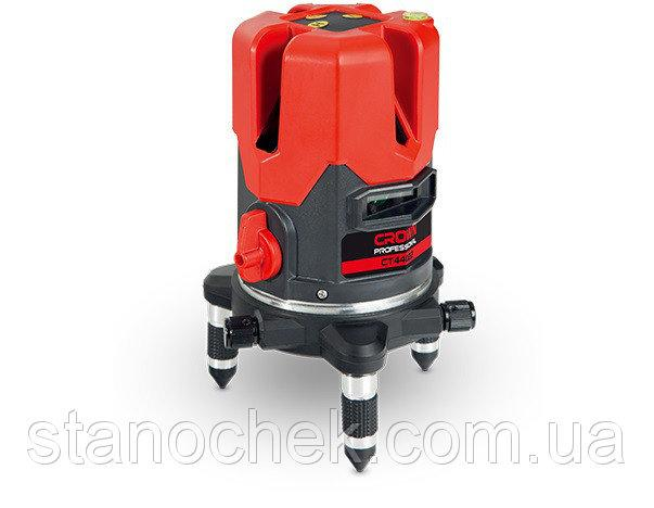 Лазерный нивелир Crown CT 44024 BMC