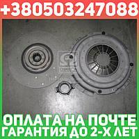 ⭐⭐⭐⭐⭐ Сцепление ЗИЛ 5301,130 лепестковое в сборе (корз.лепестк.+диск + выжимная муфта с закрытым  подшипник )