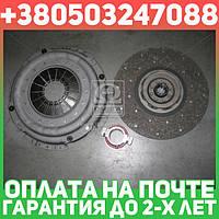 ⭐⭐⭐⭐⭐ Сцепление ЗИЛ 5301,130 лепестковое в сборе (корзина лепестковая+диск ведомый лепестковый+выжимная муфта с закрытым подшипником )  130-1601090
