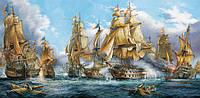 Пазлы Морская баталия на 4000 элементов