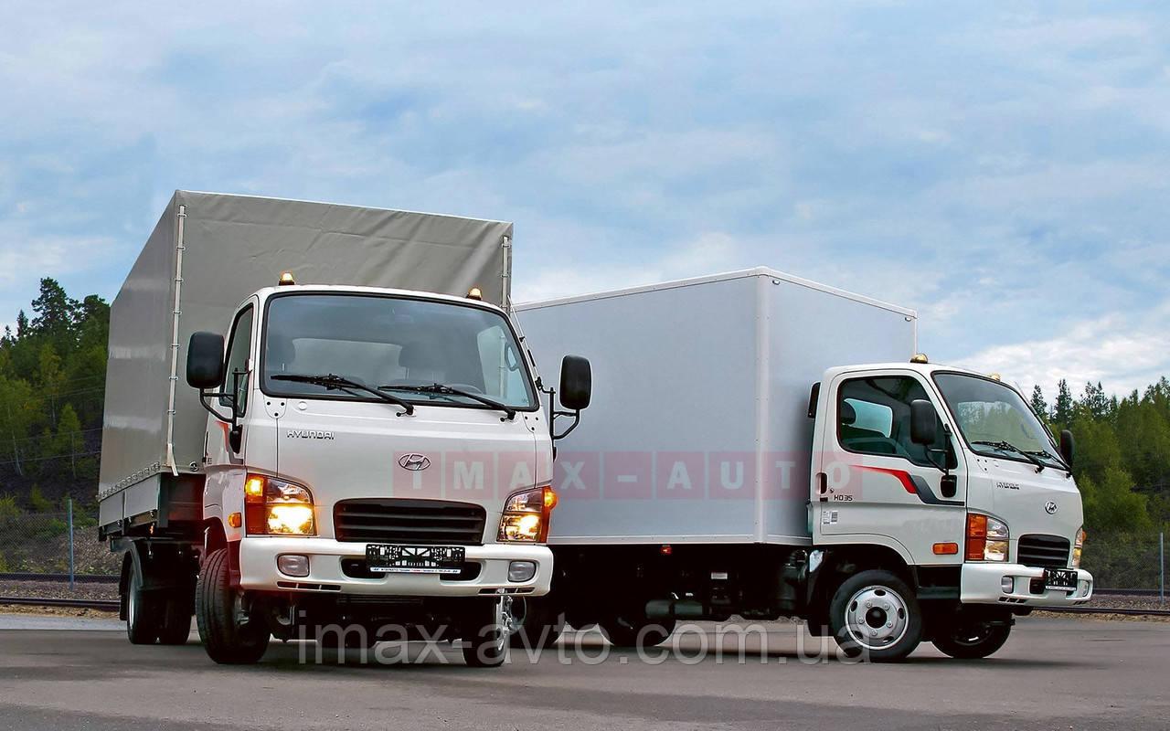 Автомобиль грузовой Hyundai HD35
