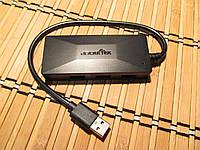 4-Port USB 2.0 Hub Rocketek (RT-USB2-HUB4) , фото 1