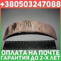 ⭐⭐⭐⭐⭐ Накладка тормоза стояночного УАЗ ( сверленая ) (производство  Фритекс)  69-3507020-10