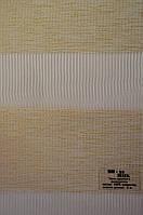 Рулонные шторы день-ночь молочный блеск BH-32