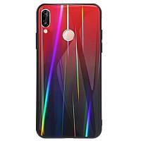 """Зеркальный чехол """"Хамелион 2.0"""" для Xiaomi Redmi Note 7 (выбор цвета)"""