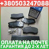 ⭐⭐⭐⭐⭐ Колодки тормозные дисковые ОКА ВАЗ-1111 (производство  Dafmi)  D131SM