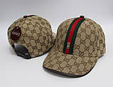 Різні кольори GUCCI кепка бейсболка для дорослих і підлітків гуччі, фото 4