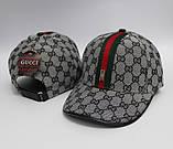 Різні кольори GUCCI кепка бейсболка для дорослих і підлітків гуччі, фото 7