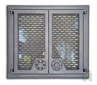 Каминные дверцы Н0301 (570x640), фото 1