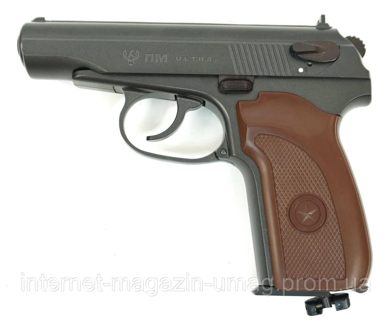 Пістолет пневматичний Umarex PM Ultra