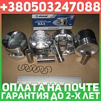 ⭐⭐⭐⭐⭐ Поршень цилиндра ВАЗ 2110,2111 d=82,0 группа A Мотор Комплект (NanofriKS), поршневой палец (МД Кострома)  2110-1004015