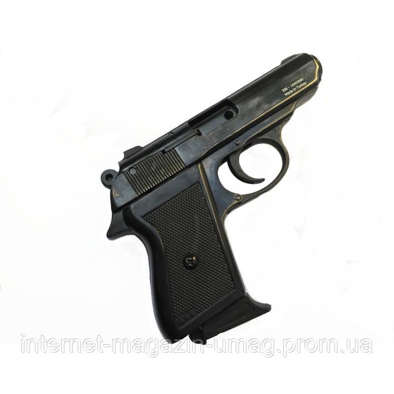 Пистолет стартовый Ekol MAJOR черный