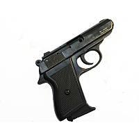 Пистолет стартовый Ekol MAJOR черный, фото 1