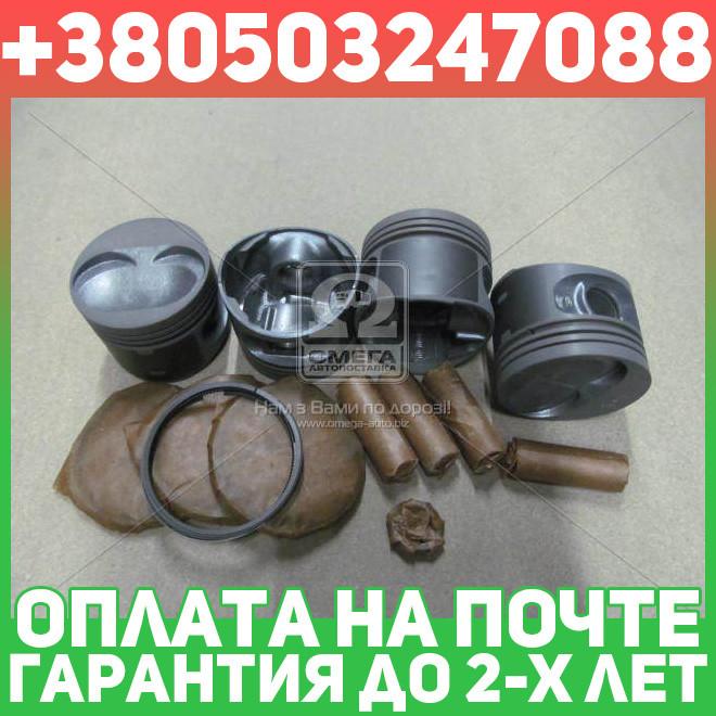 ⭐⭐⭐⭐⭐ Поршень цилиндра ВАЗ 2110,2111 d=82,8 группа B Мотор Комплект (Black Edition/EXPERT+поршневой палец+поршневые кольца) (МД Кострома)