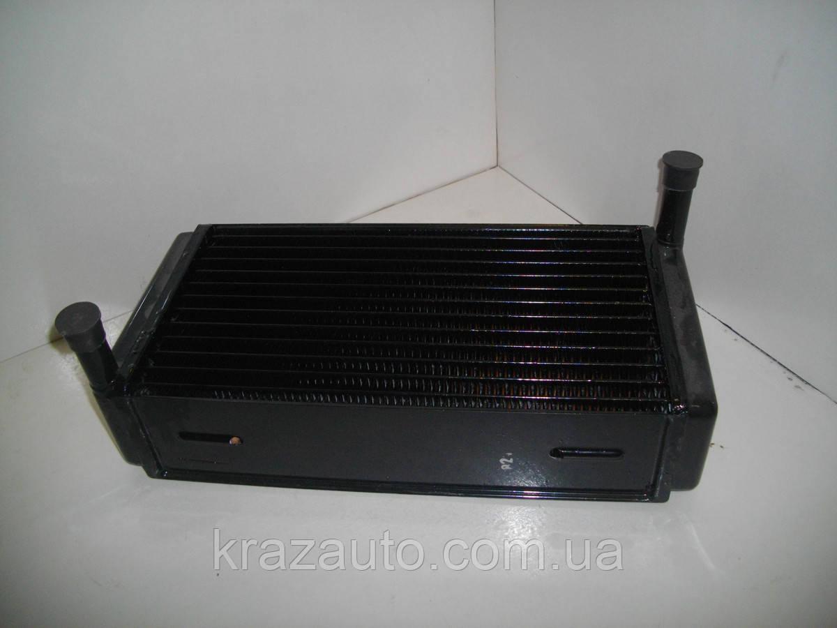 Радиатор отопителя МАЗ 64221,4370 (медный) (4-х рядн.) (пр-во ШААЗ) 64221-8101060