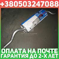 ⭐⭐⭐⭐⭐ Глушитель ВАЗ 1118 основной (производство  АвтоВАЗ)  11180-120001081