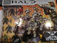 Хало набор игрушек Halo 10 years, фото 1