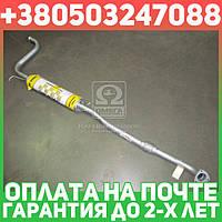 ⭐⭐⭐⭐⭐ Резонатор ВАЗ 1118 КАЛИНА усиленный с виброкомпенсатором (пр-во Экрис)