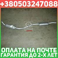 ⭐⭐⭐⭐⭐ Резонатор ВАЗ 2103 сварной 1 кожух (пр-во Ижора) АКЦИЯ