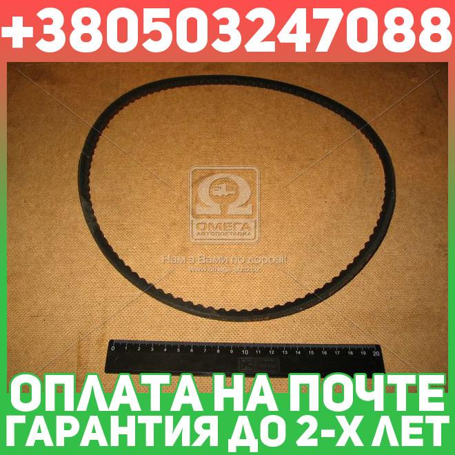 ⭐⭐⭐⭐⭐ Ремень OAVX 10х944 зубчатый ВАЗ 2101-07, 2121 (производство  ЯРТ)  OAVX 10х944