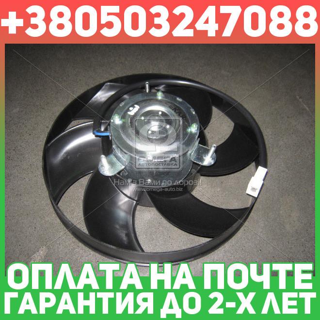 ⭐⭐⭐⭐⭐ Электровентилятор охлаждения радиатора ВАЗ 2103-08-09, ГАЗ 3110 (производство  ПЕКАР)  2103-1308008, фото 1