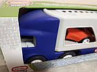 Игрушечная машинка Автовоз Трейлер с машинками Little Tikes 170430, фото 7