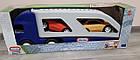 Игрушечная машинка Автовоз Трейлер с машинками Little Tikes 170430, фото 6