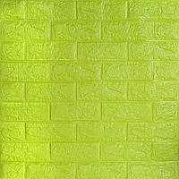 3 Д самоклеющие кирпичики декор обои для стен 3D цегла панелі з спіненого поліетилену