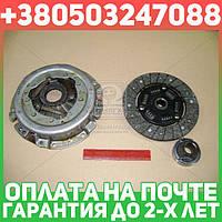 ⭐⭐⭐⭐⭐ Сцепление ВАЗ 2121 (диск нажимной+ведомый+подшник ) (производство  ВИС)  21210-160100000