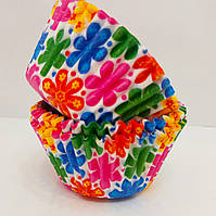 Форма бумажная для кексов тарталетка  500 шт., фото 1