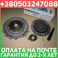 ⭐⭐⭐⭐⭐ Сцепление ВАЗ 2108, 2109, 21099, 2113, 2114, 2115 (диск нажимной+ведомый+подшник ) (производство  FINWHALE)  CK108