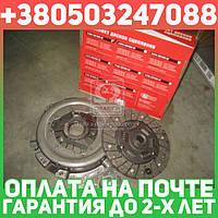 ⭐⭐⭐⭐⭐ Сцепление ВАЗ 2106 (диск нажимной+ведомый+подшник ) (производство  ОАТ-ВИС)  21060-160100000