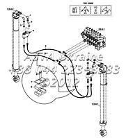 Гидравлические, оперативной памяти, стабилизатор (DIS10968, передний стабилизатор Ф., с клапаном) Е1-5-2-ОР