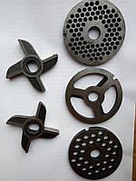 Комплект ножей и решеток для мясорубки МИМ350