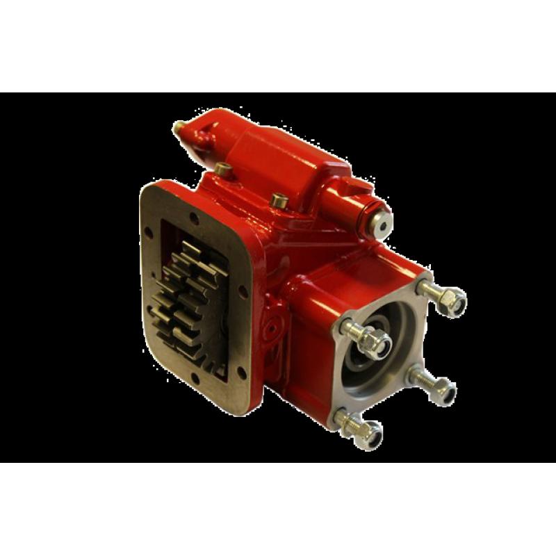 Коробка отбора мощности HM2K6XPAK ISO (ВЫХОД ВПЕРЕД)