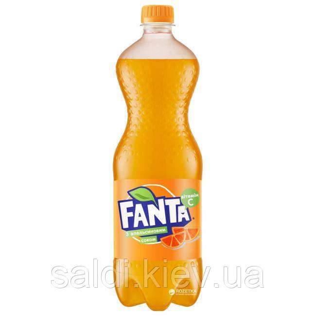 Fanta Апельсин 1 л