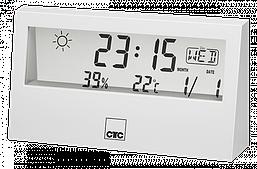Метеостанция Clatronic WSU 7022 white