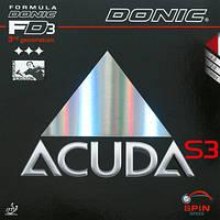 Накладка для настольного тенниса Donic Acuda S3