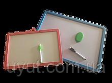 Магнитно - маркерная доска