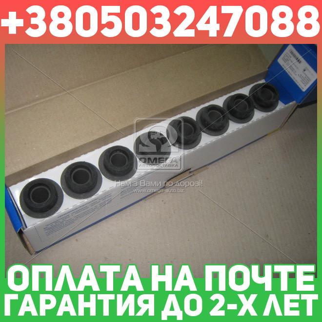 ⭐⭐⭐⭐⭐ Сайлентблок подвески ВАЗ 2121 (комплект 8 шт.) (SBST-102) (производство  Трек)  2121-2904040/4180