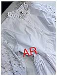 Женское стильное платье-туника с жемчугом (в расцветках), фото 6
