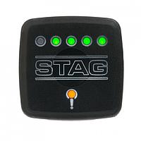 Кнопка переключения бензин - газ   STAG LED 500