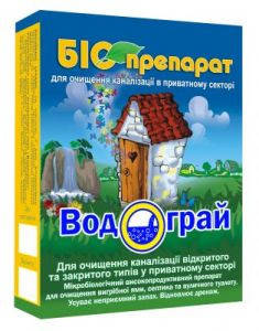 Биопрепарат «Водограй» 100 грамм