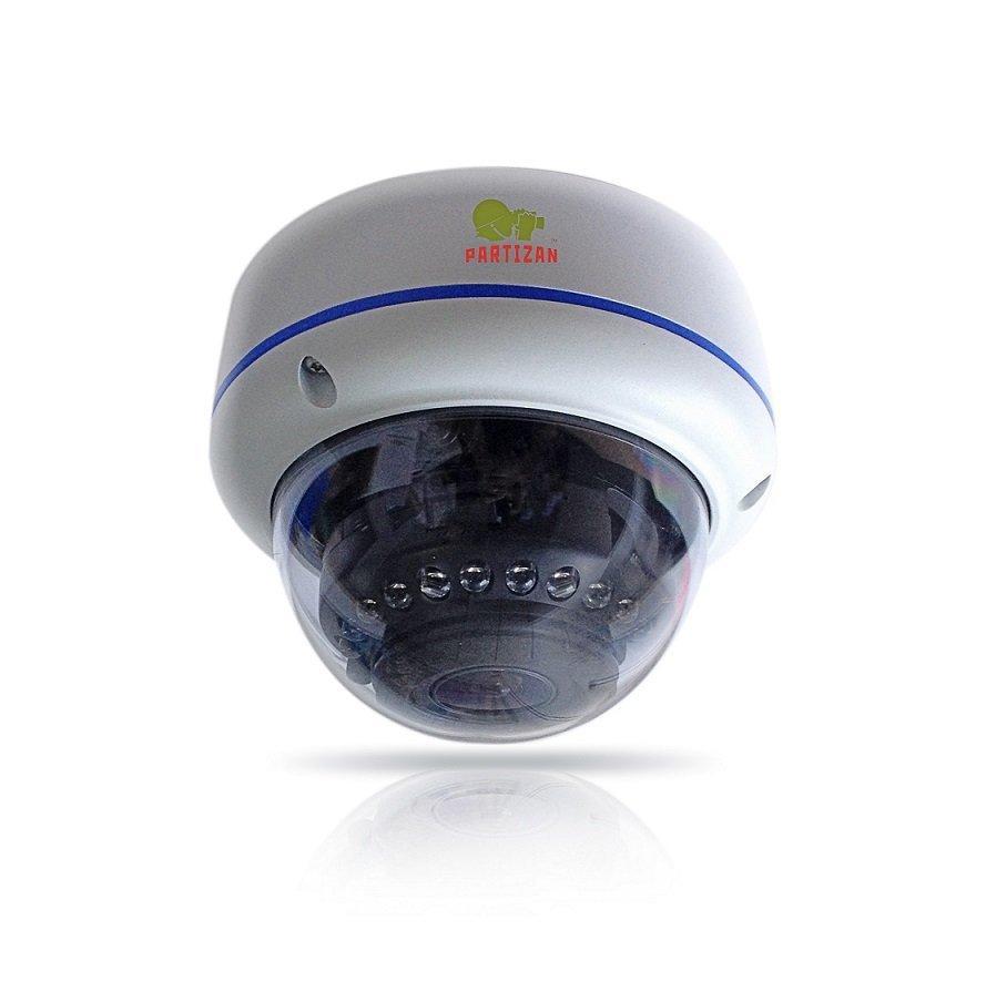 IP видеокамера Partizan IPD-VF2MP-IR POE