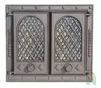 Каминные дверцы Н0302 (555x625)